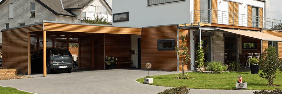 Carport eenvoudig online bestellen   Verandavillage