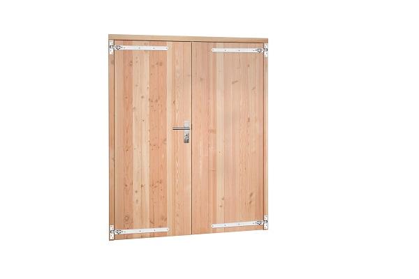 Douglas Dubbele deur 168x201 cm - Blank