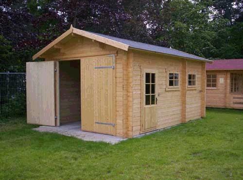 ACTIE Garage 3352 Interflex 330x520 cm