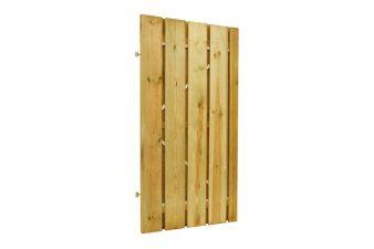 Plankendeur grenen woodvision