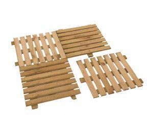 Woodvision Reliëftegel 50x50 cm