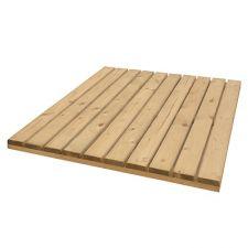 Woodvision tuintegel 100x100 cm