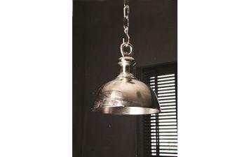 PTMD Aluminium Rough Industrielamp L