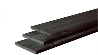 Fijnbezaagde plank douglas 2,2x20,0x400 cm