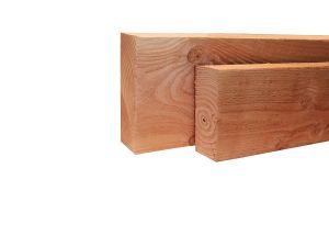 Geschaafde gording Douglas 4,5x14,5x600 cm - blank
