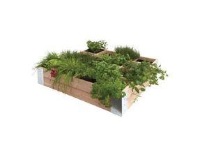 Woodvision Minigarden vierkante meter
