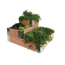 Woodvision Minigarden Hoekmodel