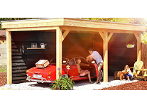 Douglasvision Overkapping / Carport 507x362 cm