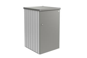 Biohort metalen containerberging Alex zilver/kwartsgrijs - variant 1.2