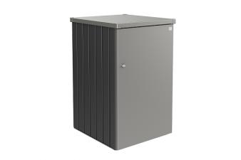 Biohort metalen containerberging Alex donkergrijs metallic en zilver metallic - variant 3.1