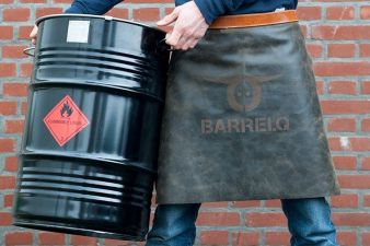 BarrelQ Small barbecue inclusief hoes - Numansdorp & Wommelgem