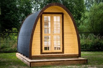 Camping Pod 4-8-m