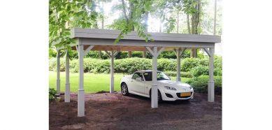 Carport platdak