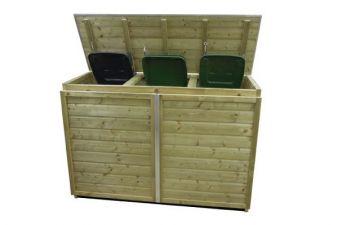 Lutrabox berging voor containers