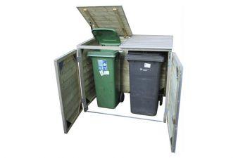 Container ombouw 125x65x122 cm