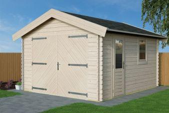 Woodpro garage