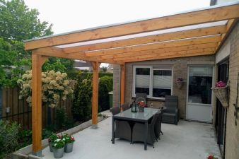 Hillhout veranda Ecellent 500