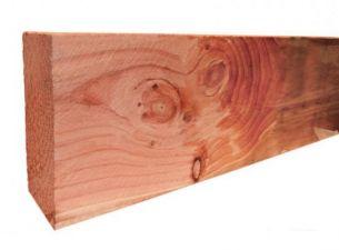 Fijnbezaagde gording Douglas 5x15x500 cm - blank