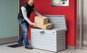 Pakketbox 100 101x46x61 cm