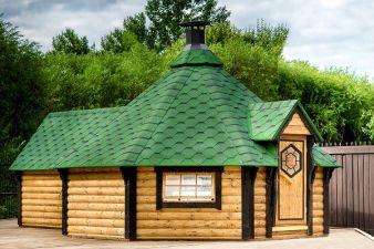 Interflex Grillkota 16.5 Sauna