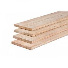 Kantplank Lariks/Douglas onbehandeld 2,5x25x500 cm