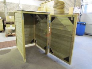 Containerberging 70x90x122