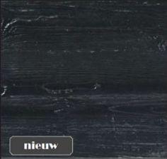 Onderplaten antraciet Houtmotief 4.8x36x184cm
