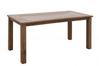 AANBIEDING Old Teak tafel Riviera Vanilla | 180 cm