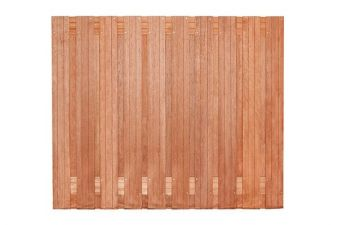 Tuinscherm Dronten H150xB180 cm