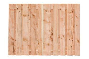 Lariks/douglas tuinscherm Zwarte Woud 130x180 cm