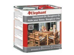 Hardhout olie 2,5 liter