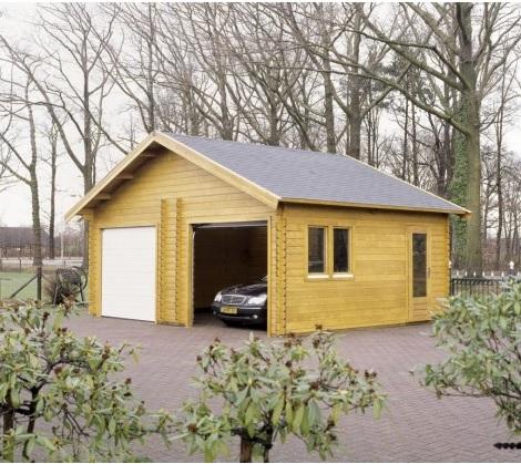 Lugarde Garage Kent 44 mm G7 - 650x500 cm