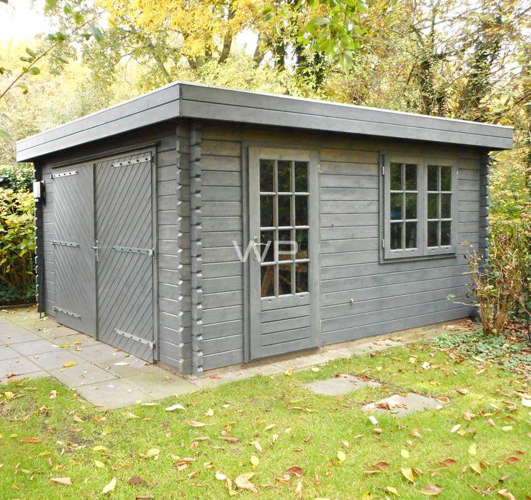 Woodpro Garage Goy 350x350 cm