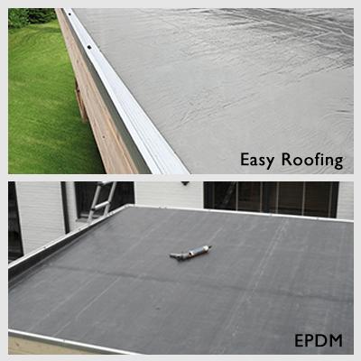 EPDM en EASY roofing
