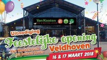 Feestelijke opening showroom Veldhoven!