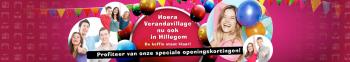 Nieuwe Filiaal in Hillegom vandaag alweer 2 weken geopend!