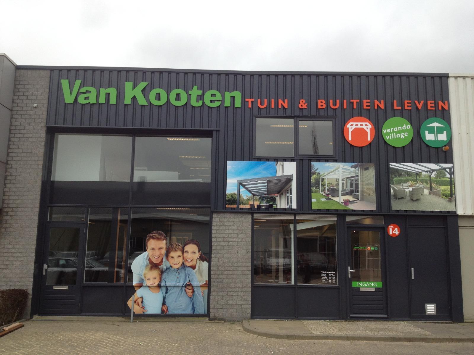 Marktleider in Blokhutten & Overkappingen - Van Kooten