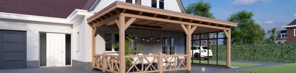 Stappenplan: Zelf een veranda bouwen