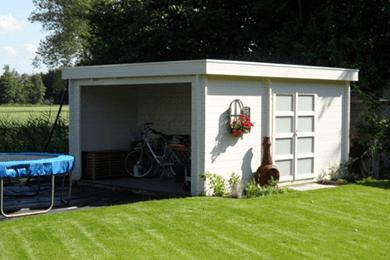 Maatwerk blokhut/tuinhuis 1
