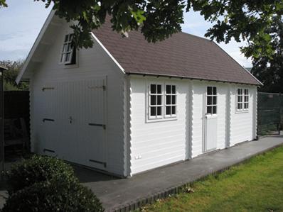Maatwerk garage 1