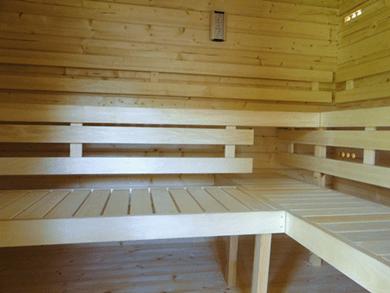 Maatwerk sauna 3