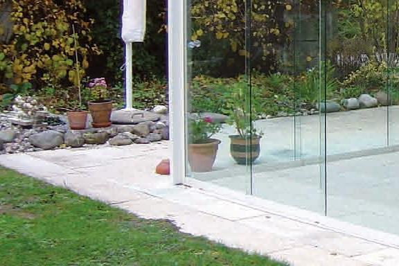 Tuinkamer Installatie
