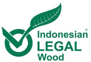 Indonesion Legal Wood logo